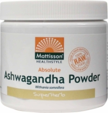 Mattisson Absolute ashwagandha poeder 200g