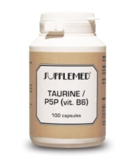Supplemed Taurine p5p 100 tabletten