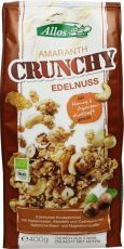 Allos Crunchy Amarant Triple Nuts 400g