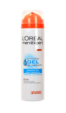 L'Oréal Paris Men Expert Scheergel Hydra Sensitive 200ml