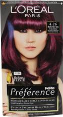 L'Oréal Paris Feria preference 4.26 pure purple power verp.