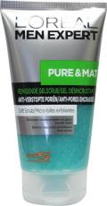 L'Oréal Paris Men Expert Peeling Pure & Mat Gel 150ml