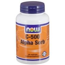 Now C-500 Alpha Sorb 90 capsules