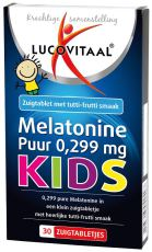 Lucovitaal Melatonine Kids 0,299mg 30 tabletten