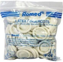 Romed Vingercondooms small latex 100 stuks