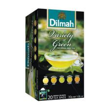 Dilmah Green variety tea 20st