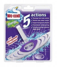 Wc Eend Energy lavendel fresh 38g