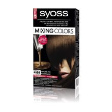 Syoss Haarverf Mixing Colors Praline Mix 4-86 1 stuk