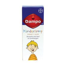 Dampo Kindersiroop 100ml