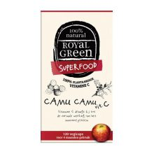 Royal Green Camu Camu Vitamine C 120 capsules