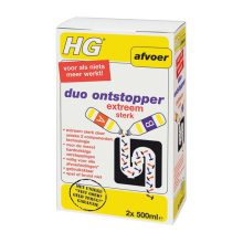 HG  Duo Ontstopper 2x500