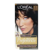 L'Oréal Paris Preference 3 Donkerbruin Brazilia 1 stuk