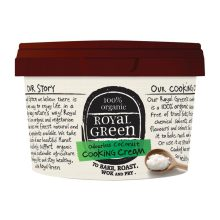 Royal Green Coconut Cooking Cream Odourless 250ml