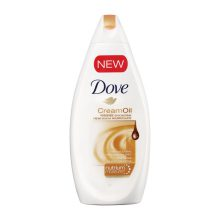 Dove Shower Natural Caring Oils 500ml