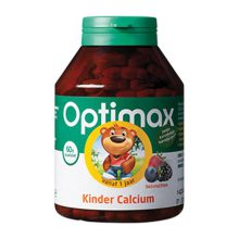 Optimax Kinder calcium 60kt