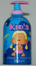 Kids Bad en douche cutie 500 ml