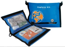 Travelsafe Explorer kit 1st