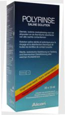 Alcon Saline 15 ml ampullen 30st
