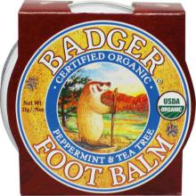 Badger Foot balm 21g