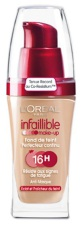 L'Oréal Paris Foundation Infaillible 140 Beige Dore 30ml