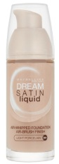 Maybelline Foundation Dream Satin Liquid Light Porcelain 004 1 stuk