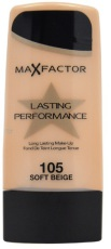 Max Factor Foundation Lasting Performance Soft Beige 105 1 stuk
