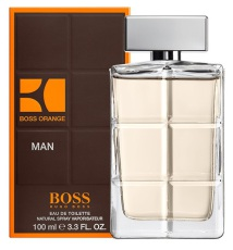 Hugo Boss Orange Man Eau De Toilette 100ml