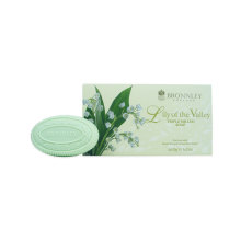 Bronnley Handsoap lily of the valley 3x100g