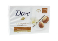 Dove Purely Pampering Sheaboter & Vanille zeep 100gram