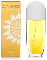 Elizabeth Arden Sunflowers Eau De Toilette Spray 100ml