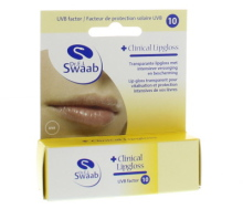 Dr Swaab Lippenbalsem Clinical Gloss 1 stuk