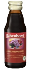 Rabenhorst Mini antioxidanten 125ml