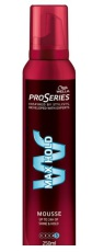 Wella Pro series mousse max hold 250ml