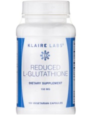 Klaire Voedingssupplementen reduced glutathion 75 100 capsules