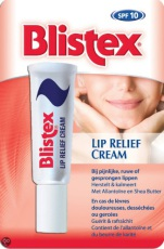 Blistex Lip Relief Cream 6 ml