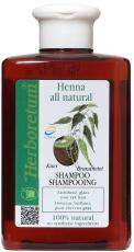 Herboretum Henna All Natural Shampoo vet haar 300ml