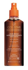 Collistar Zonnebrand Supertanning Spray Dry Oil SPF15 200ml
