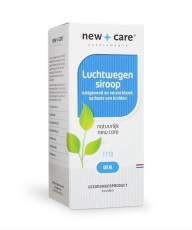 New Care Luchtwegensiroop 125ml