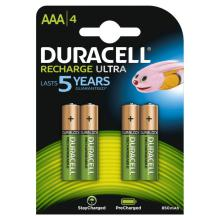 Duracell Rechargeable AAA 4st