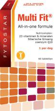 Fytostar Multi fit multivitamine 60tab