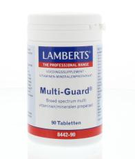 Lamberts Multi guard 90 tabletten