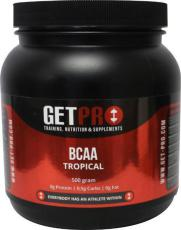 Getpro BCAA Tropical 500g