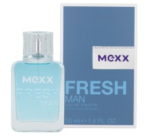 Mexx Fresh Man Eau De Toilette 50ml