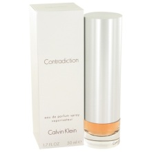 Calvin Klein Contradiction Eau De Parfum Spray 50ml