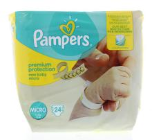 Pampers New baby micro 24st