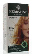 Herbatint Haarverf Flash Fashion Oranje FF6 140 ml