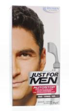 Just For Men Autostop Zwart A55 1 stuk