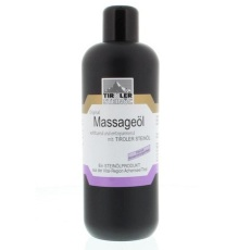 Tiroler Steinoel Massageolie 500ml
