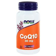 Now CoQ10 30mg 60 capsules