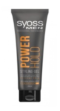 Syoss Men Power Hold Extreme Styling Gel 250ml